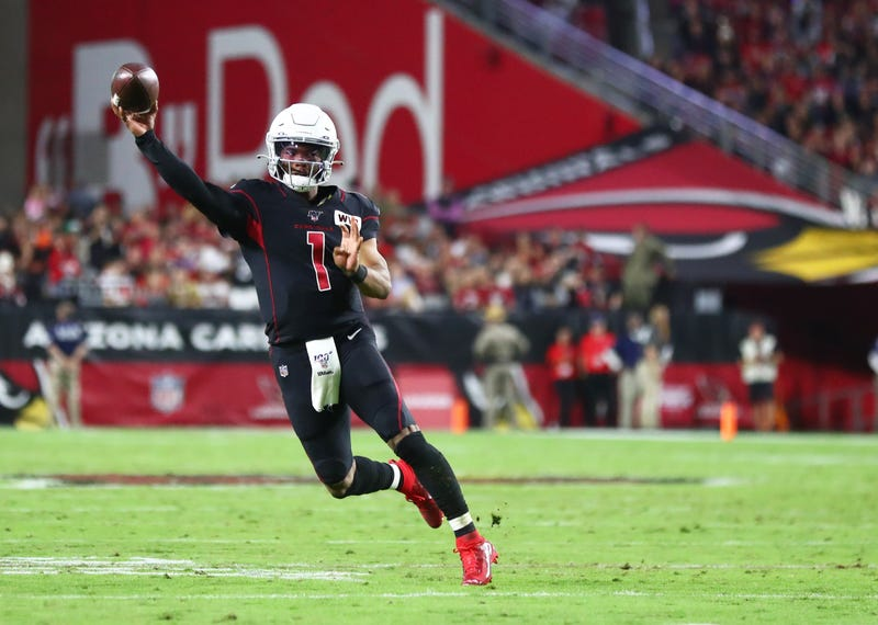 Kyler Murray and the Cardinals hung with the undefeated San Francisco 49ers on Thursday Night Football.