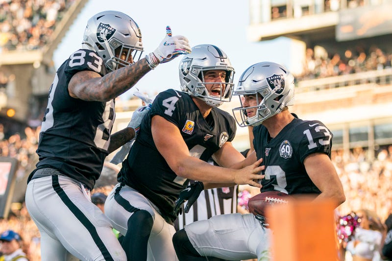 Derek Carr and the Raiders are one of the NFL's biggest surprises in 2019.