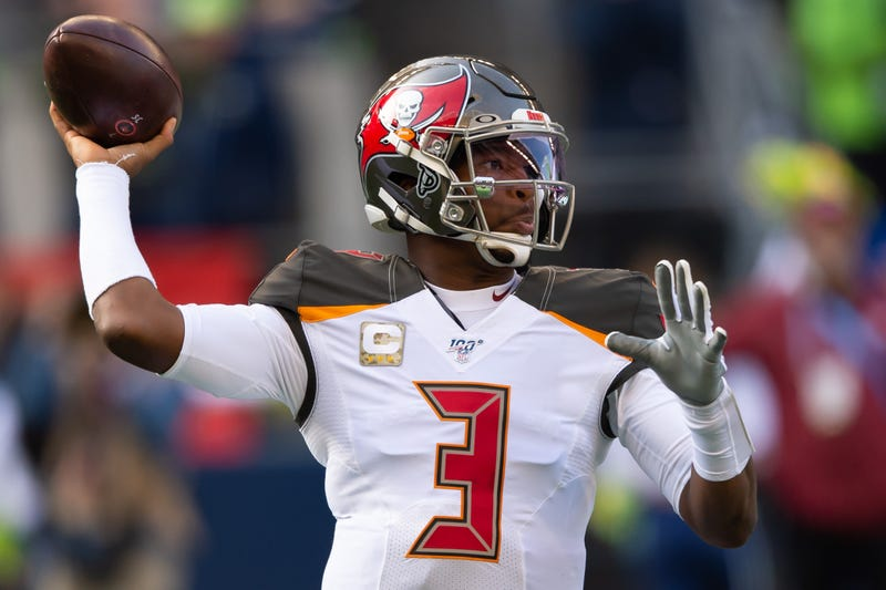 Jameis Winston's future in Tampa Bay is unclear.