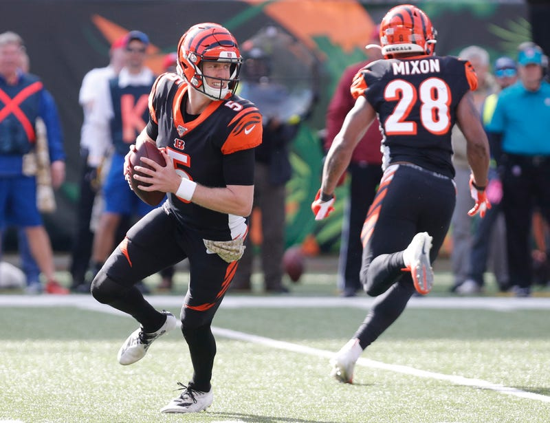 The Bengals are winless in 2019.