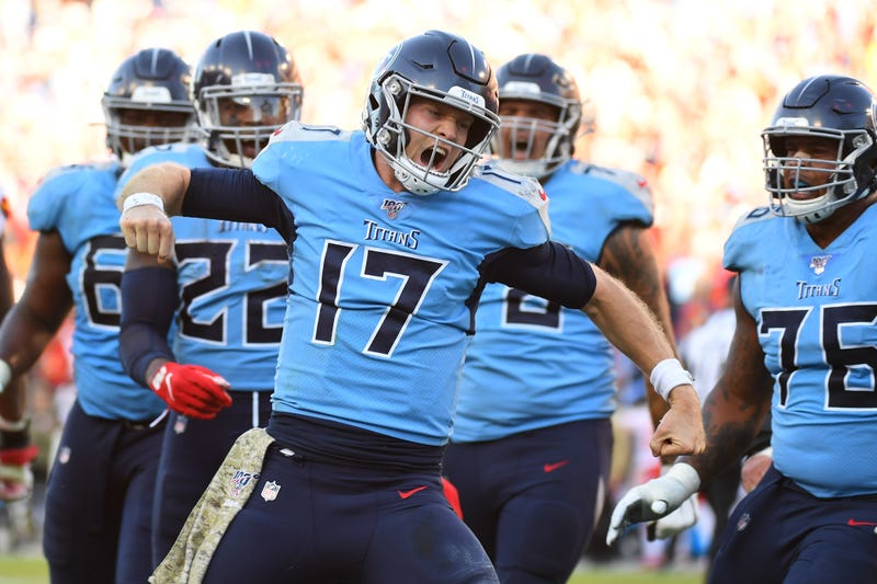 Ryan Tannehill that the Titans were on the bye in Week 11.
