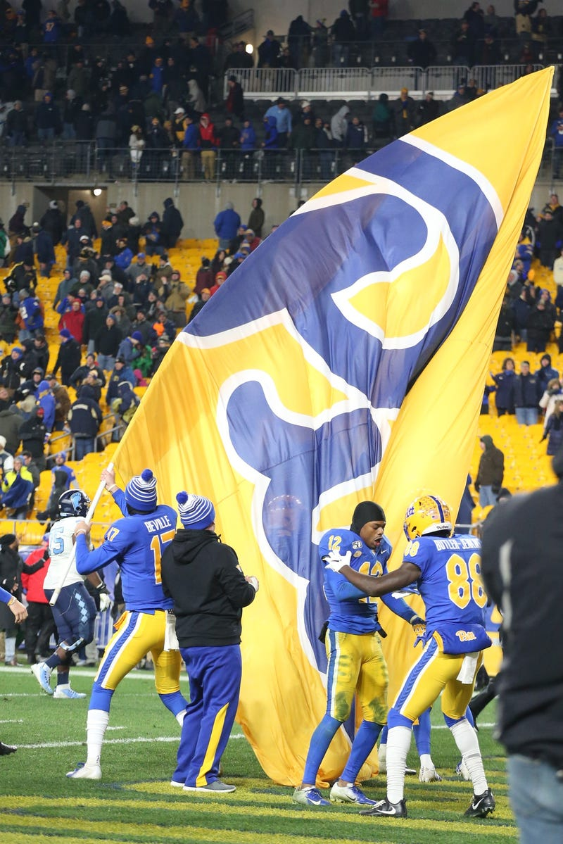 Pitt Panthers flag
