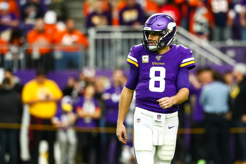 Kirk Cousins and the Vikings pulled off a comeback victory in Week 11.