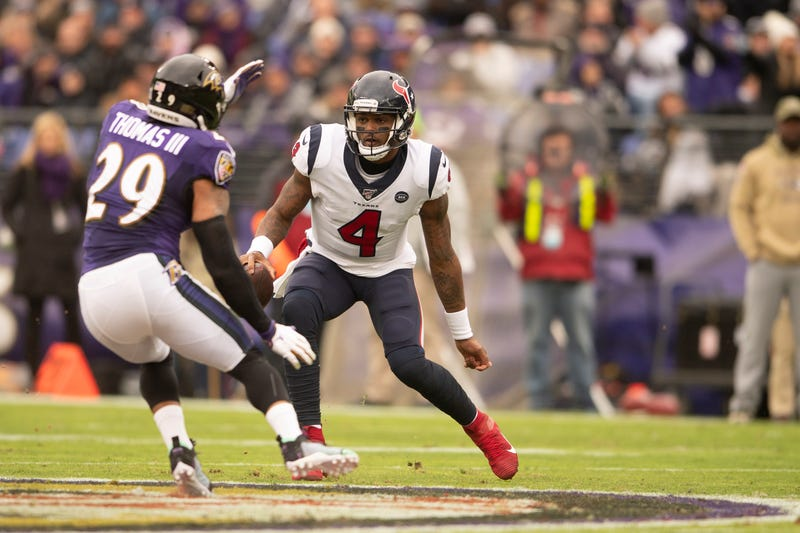 Deshaun Watson and the Texans struggled in Week 11.