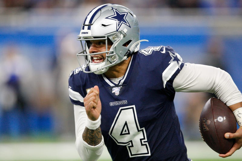 Dak Prescott and the Cowboys bounced back for a win in Week 11.