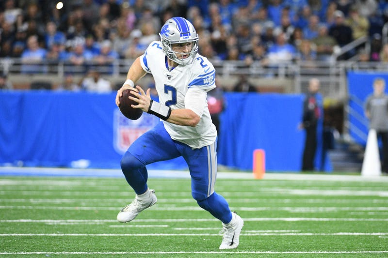 The Lions lost a close game in Week 11.