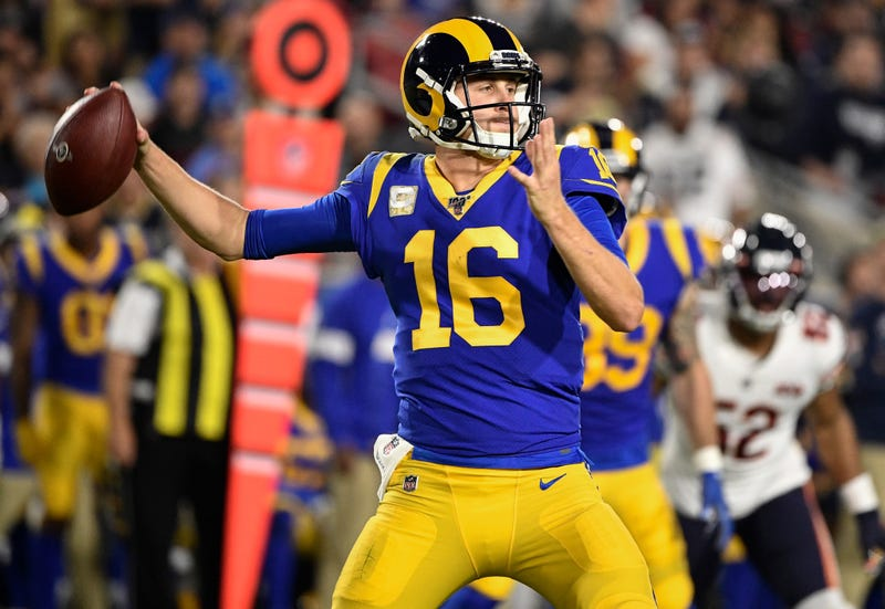 The Rams pulled out a win on Sunday Night Football.