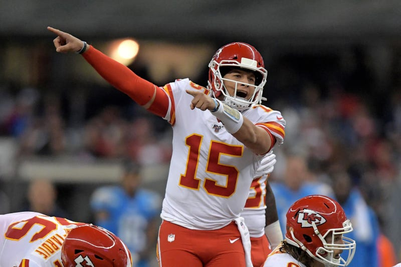 Do Patrick Mahomes and the Chiefs have a run in them?