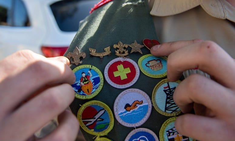 Boy Scouts, Merit Badges