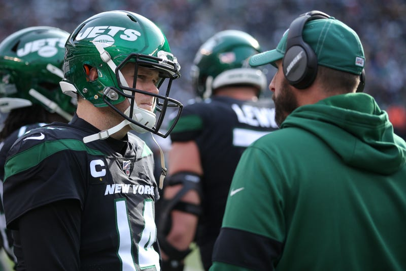 Sam Darnold and the Jets won in Week 14.