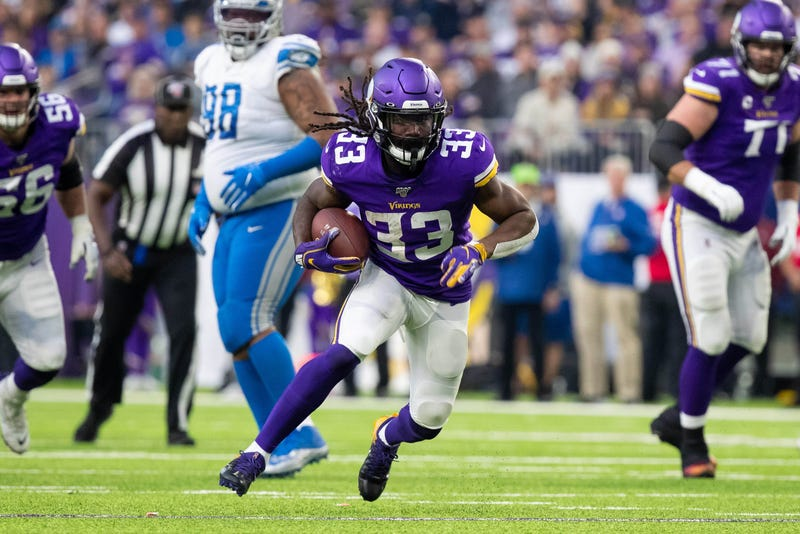 Dalvin Cook and the Vikings beat a reeling Lions team in Week 14.