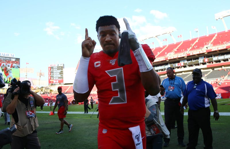 Jameis Winston and the Bucaneers defeated the Colts.