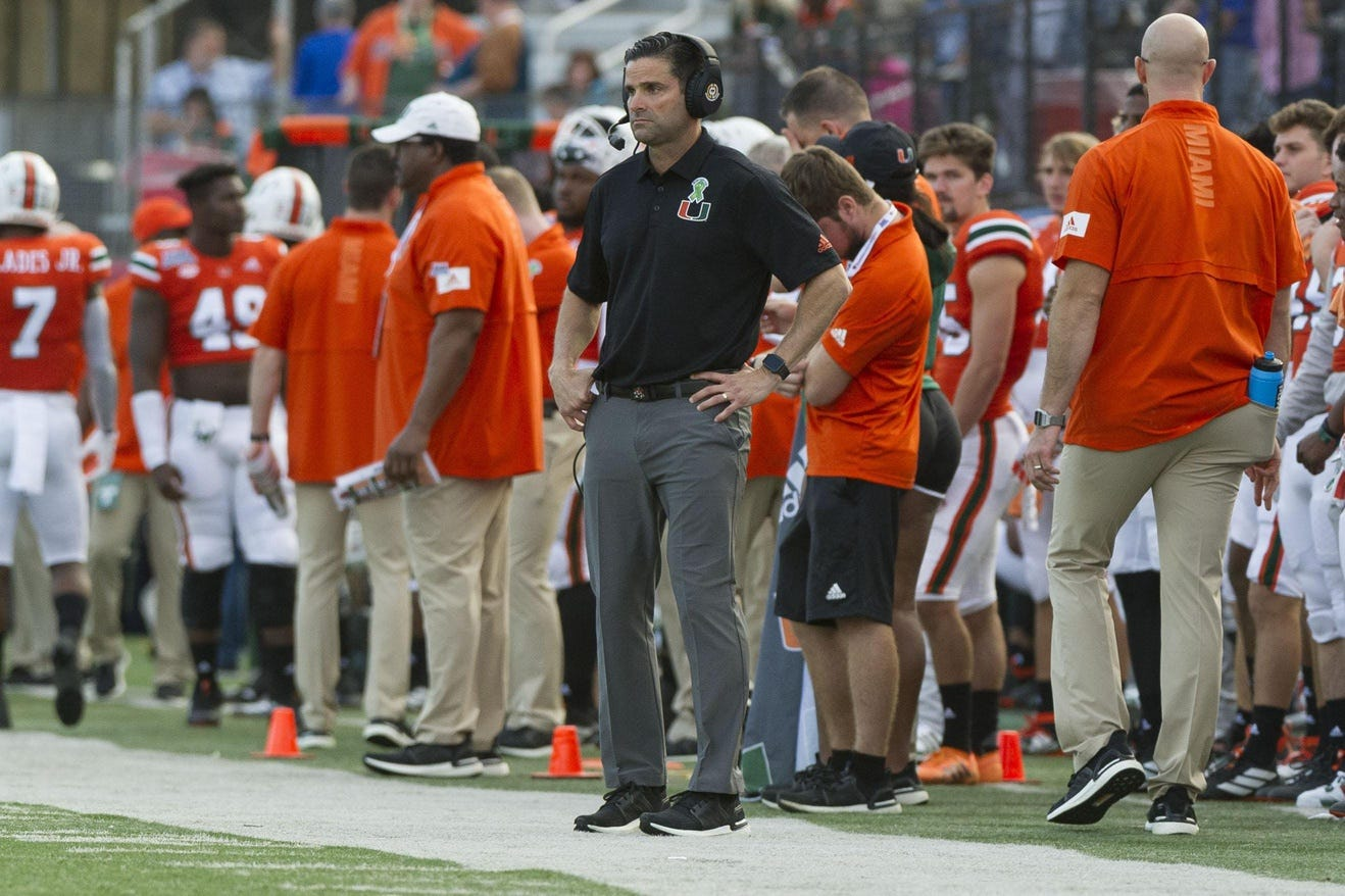 Desmond Howard impressed by Canes; thinks they compete against Clemson