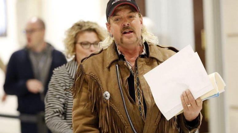 'Tiger King' Joe Exotic's prison sentence vacated, court orders 'resentencing' in murder-for-hire plot
