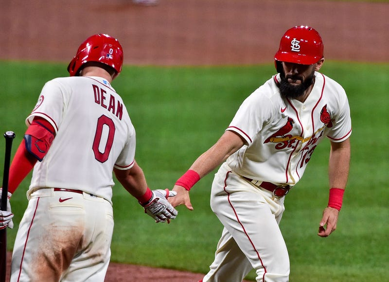 St. Louis Cardinals Matt Carpenter