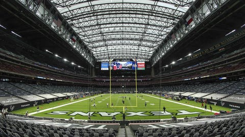 Texans host Rams on Halloween at NRG Stadium