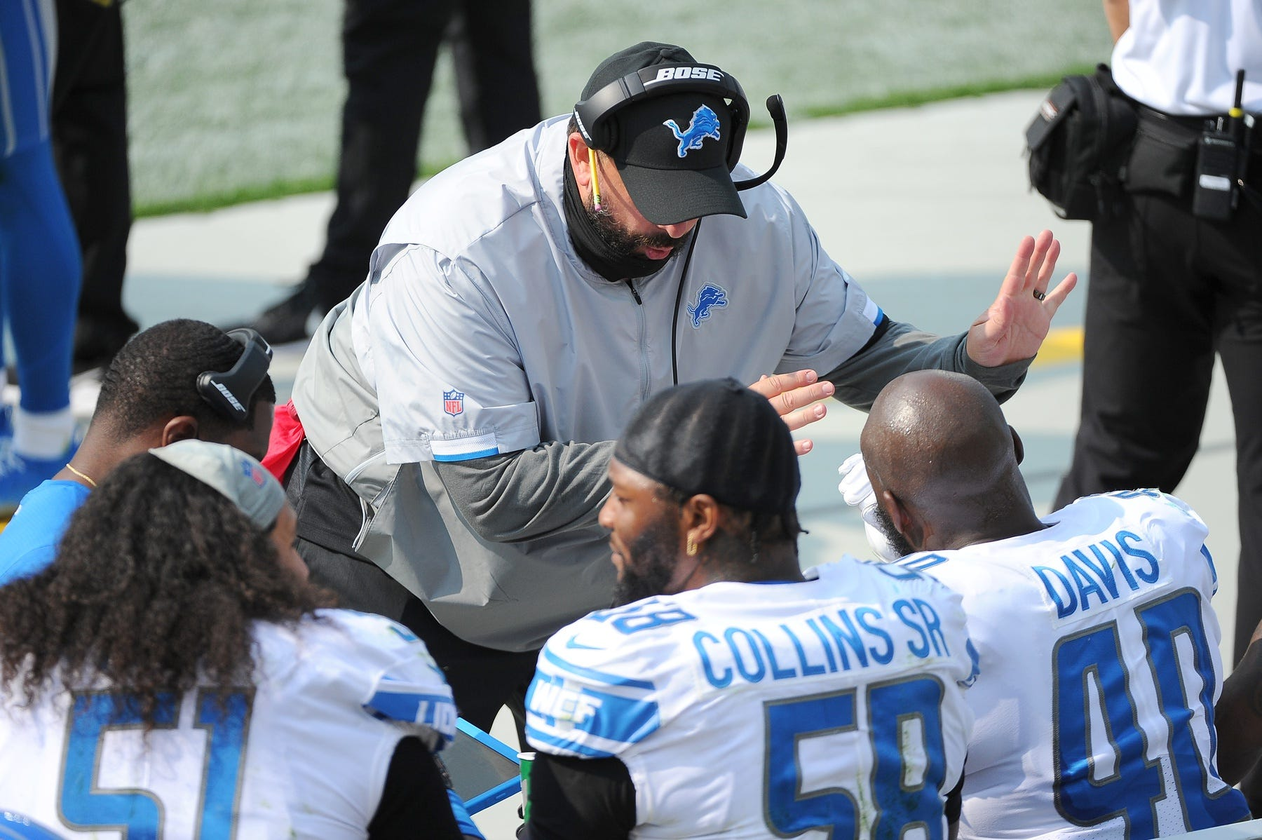Pat Caputo: Not Much More To Know About Quinn And Patricia