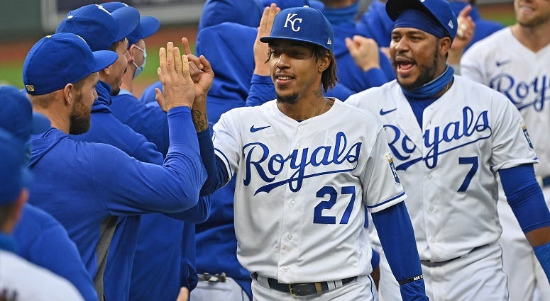 The Royals wrap up a strange season