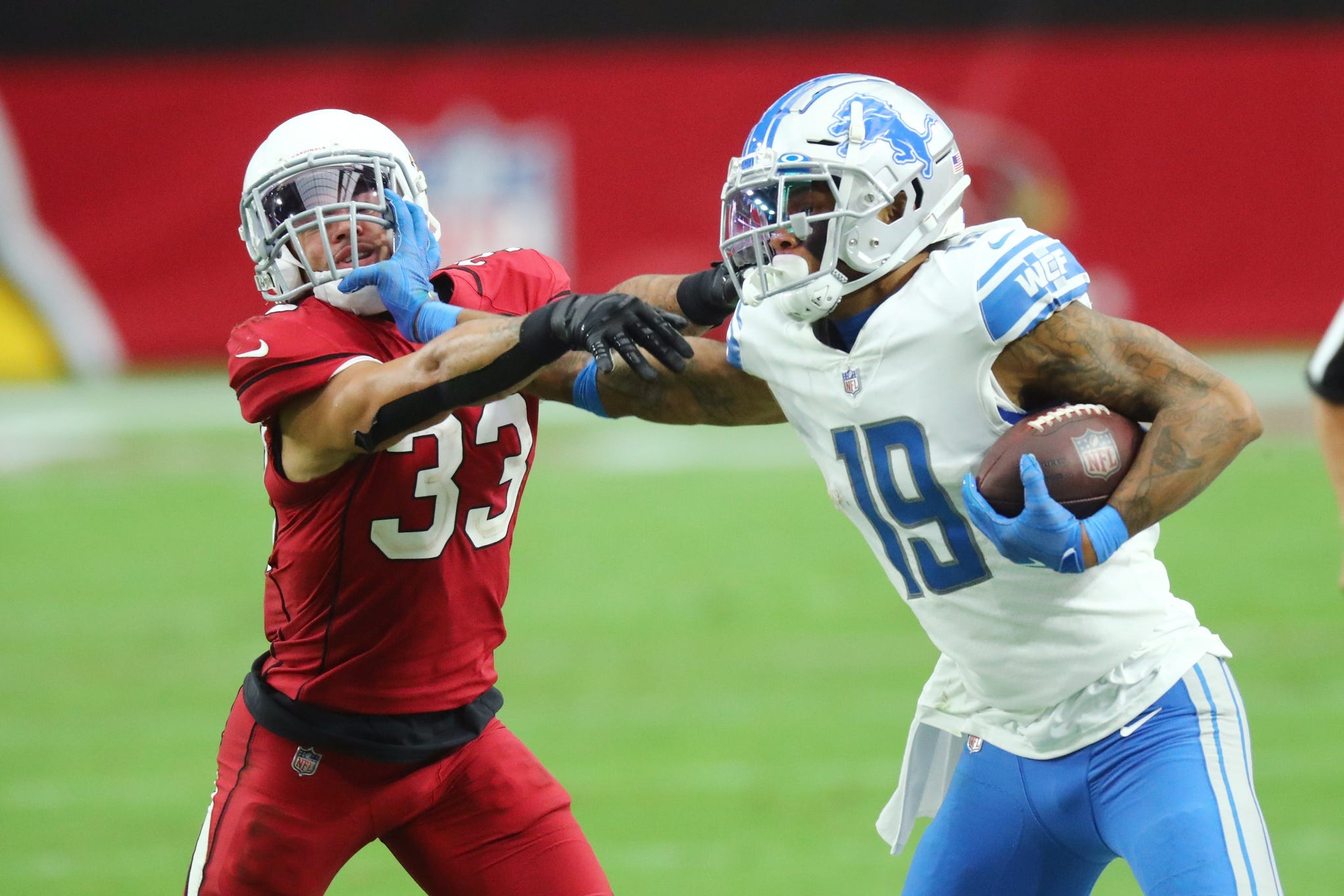 Golladay and the Lions could be destined for a divorce
