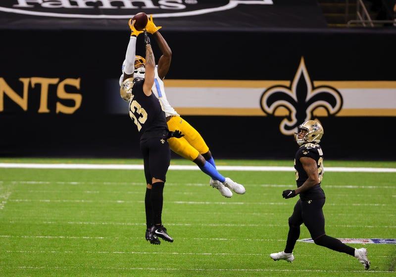 Mike Evans/Chargers vs. Saints