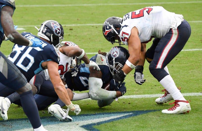 Titans beat Texans 10 18 2020