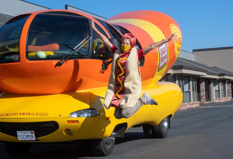 Oscar Mayer is looking for drivers, to get behind the wheel of the WienerMobile.