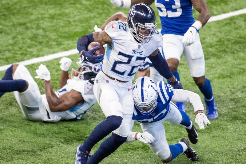 Titans vs. Colts 11 29 2020