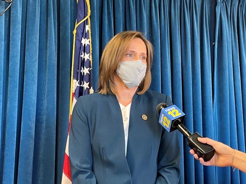 Westchester District Attorney Mimi Rocah