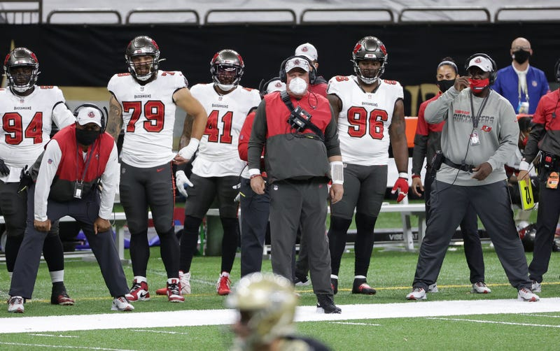 arians with bucs