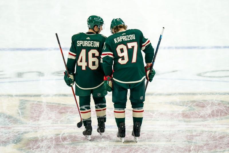 Kaprizov/Spurgeon