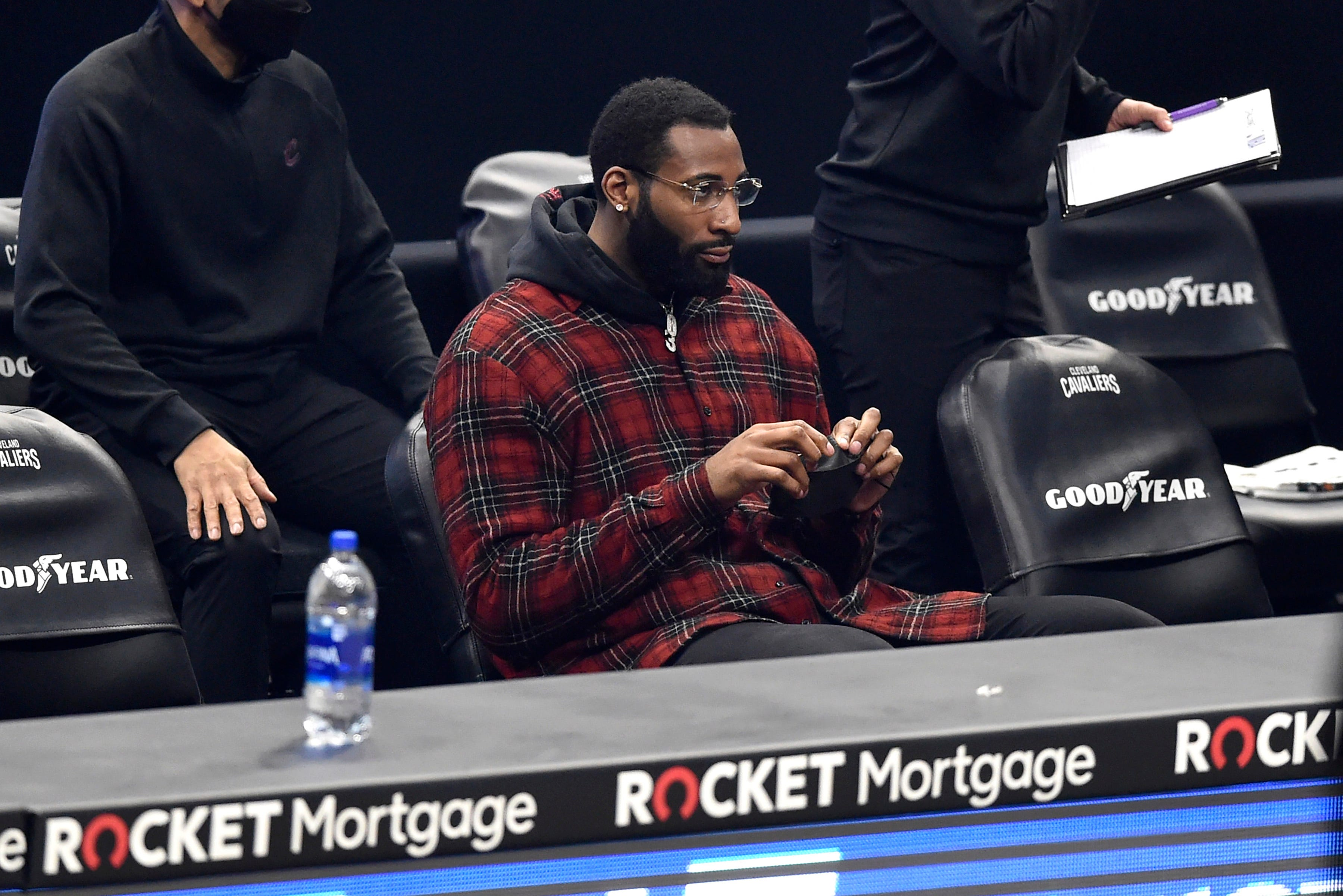Sports Cavs, Andre Drummond reach long-awaited buyout agreement - 92.3 The Fan