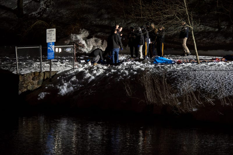 The body of a woman in her thirties and a young boy were recovered from the Rockaway River in Boonton in Grace Lord Park on February 23, 2021