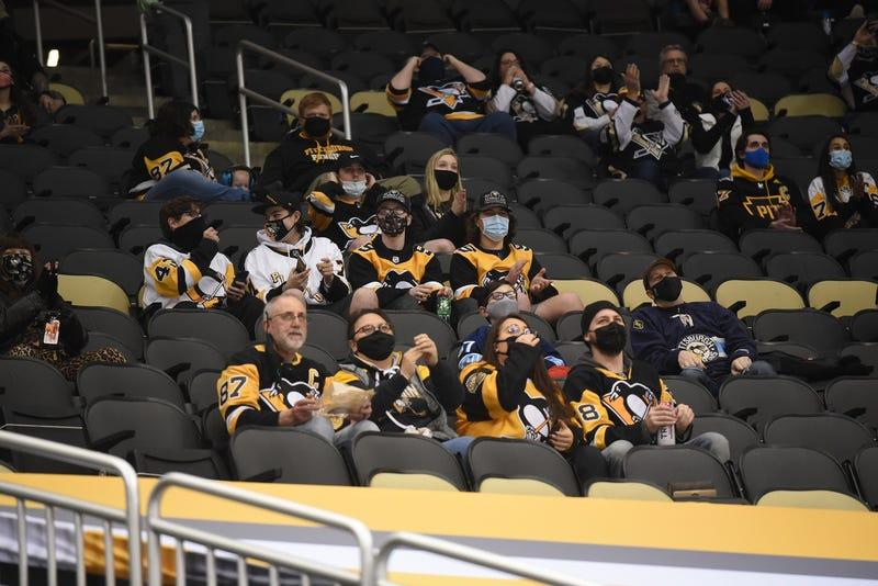 Penguins fans