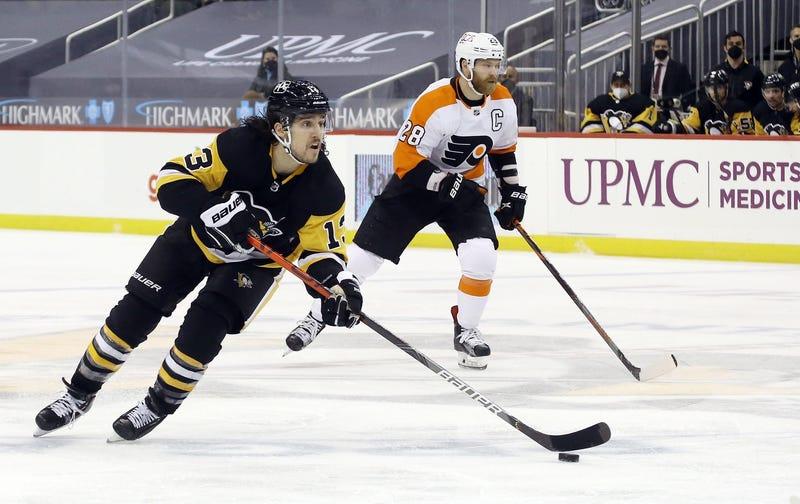 Brandon Tanev skating