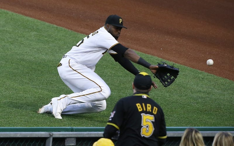 Gregory Polanco missing catch