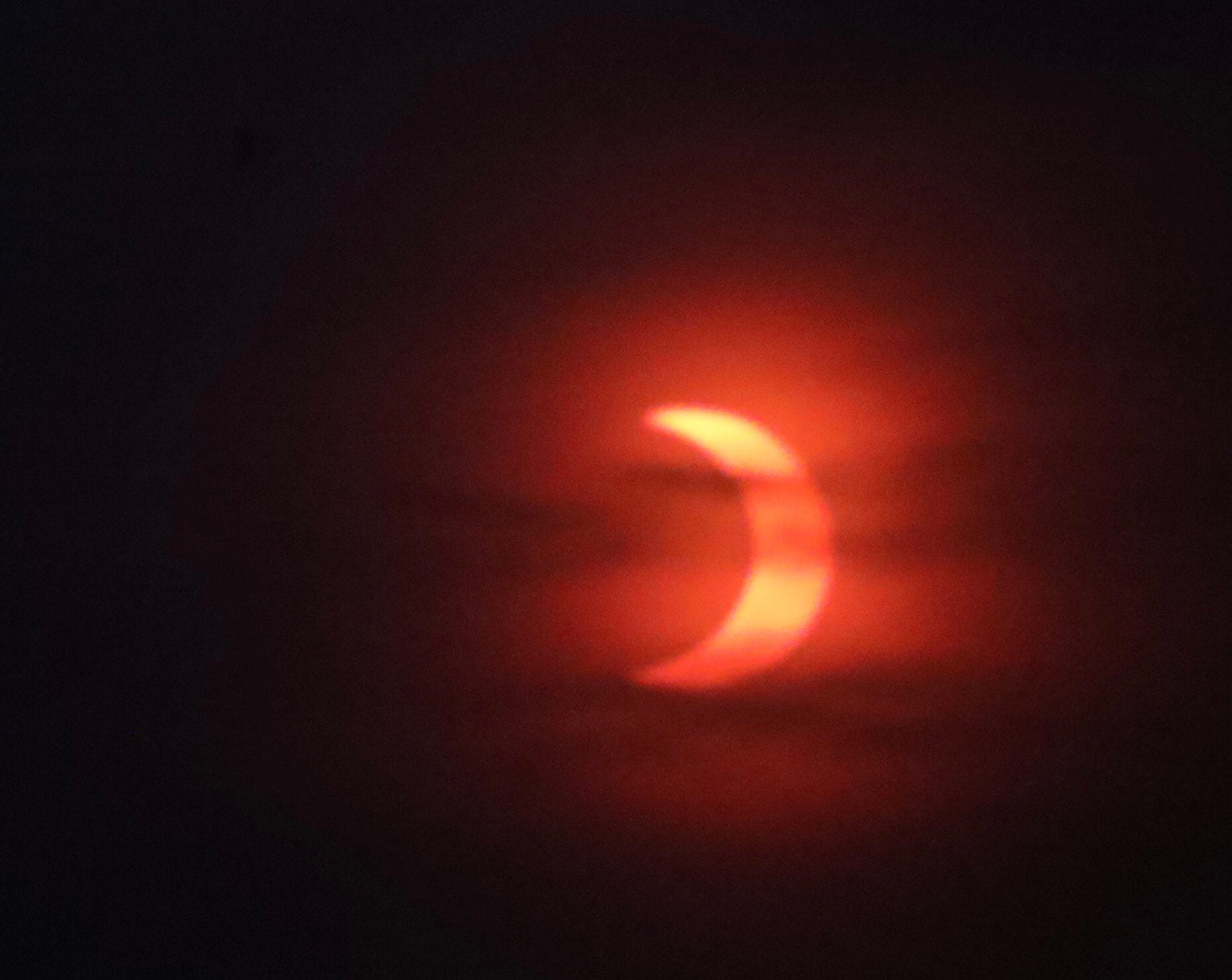 Solar Eclipse 2021: A 'Ring of Fire' Thursday morning