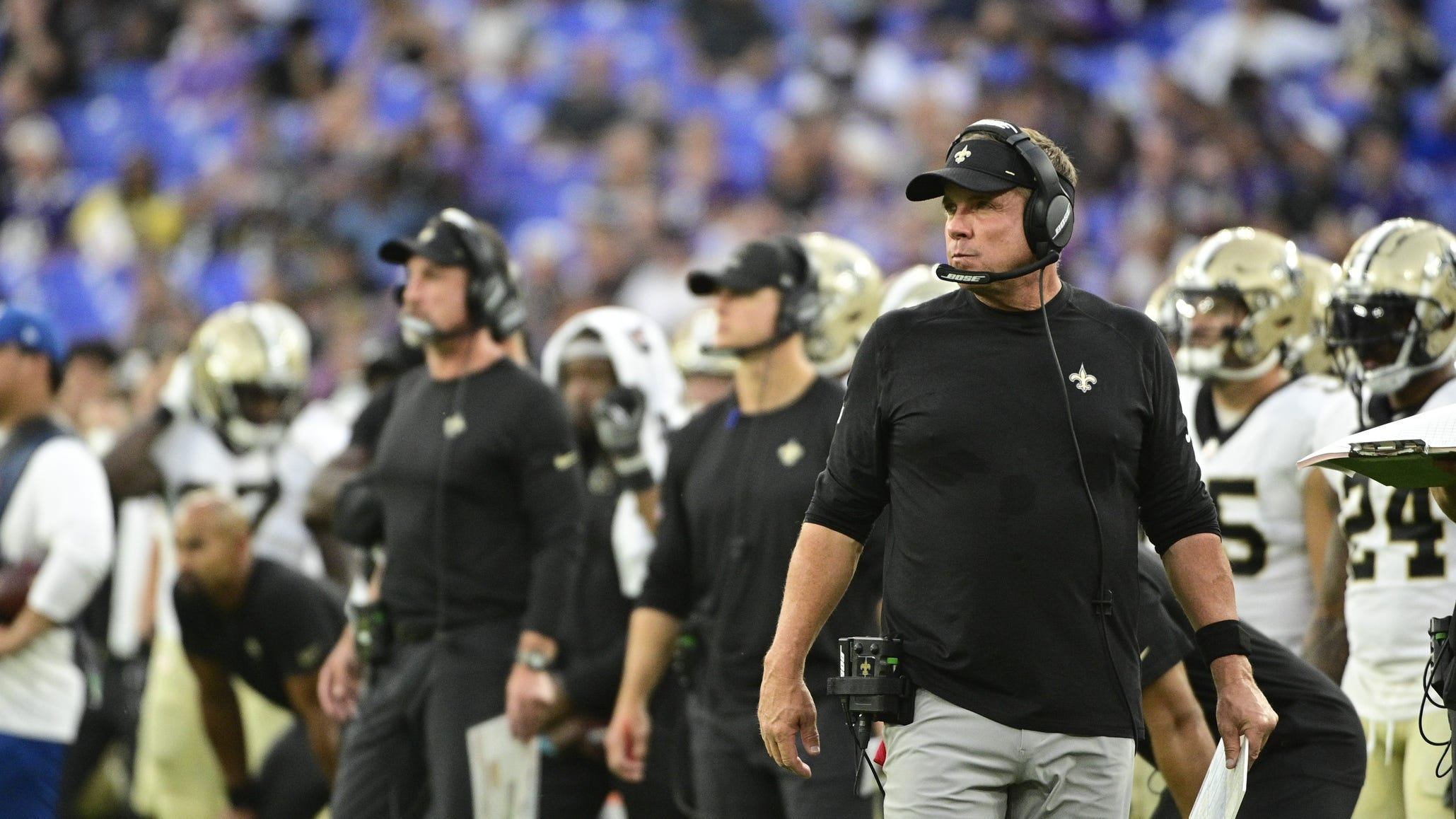 Saints make flurry of roster moves ahead of Week 2; OL coach clears COVID protocols