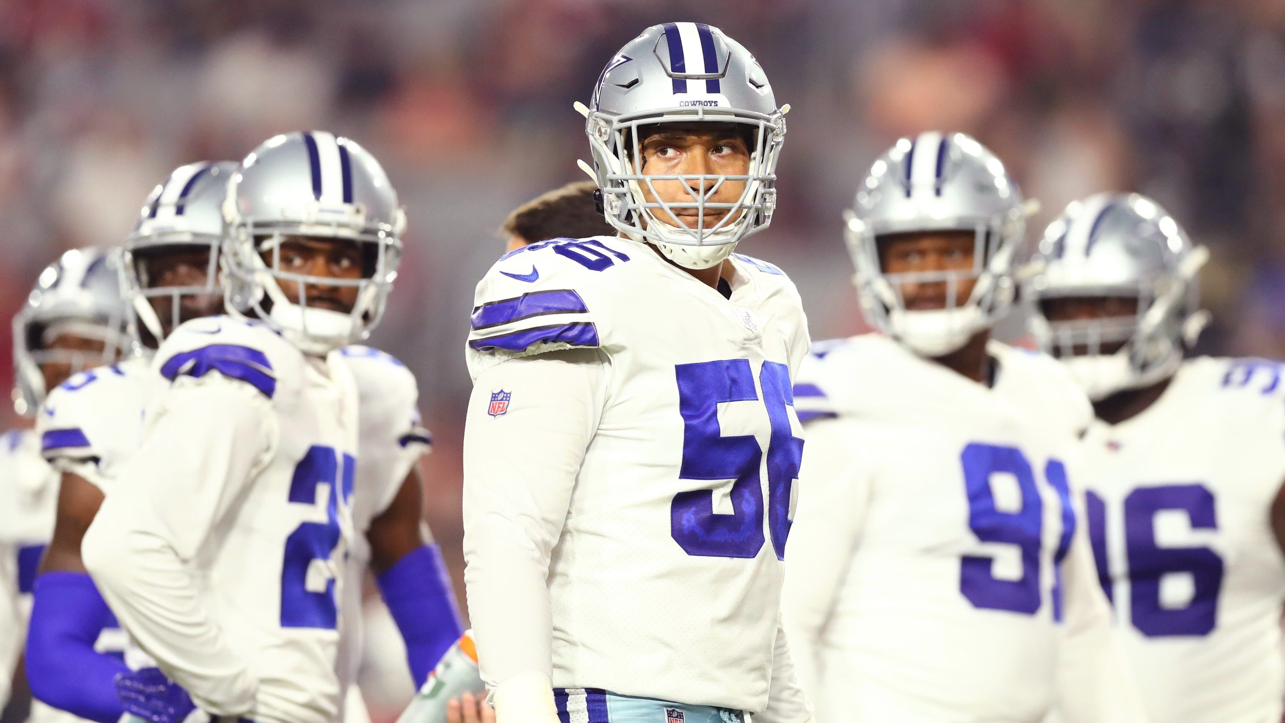 Cowboys lose another defensive lineman to COVID list