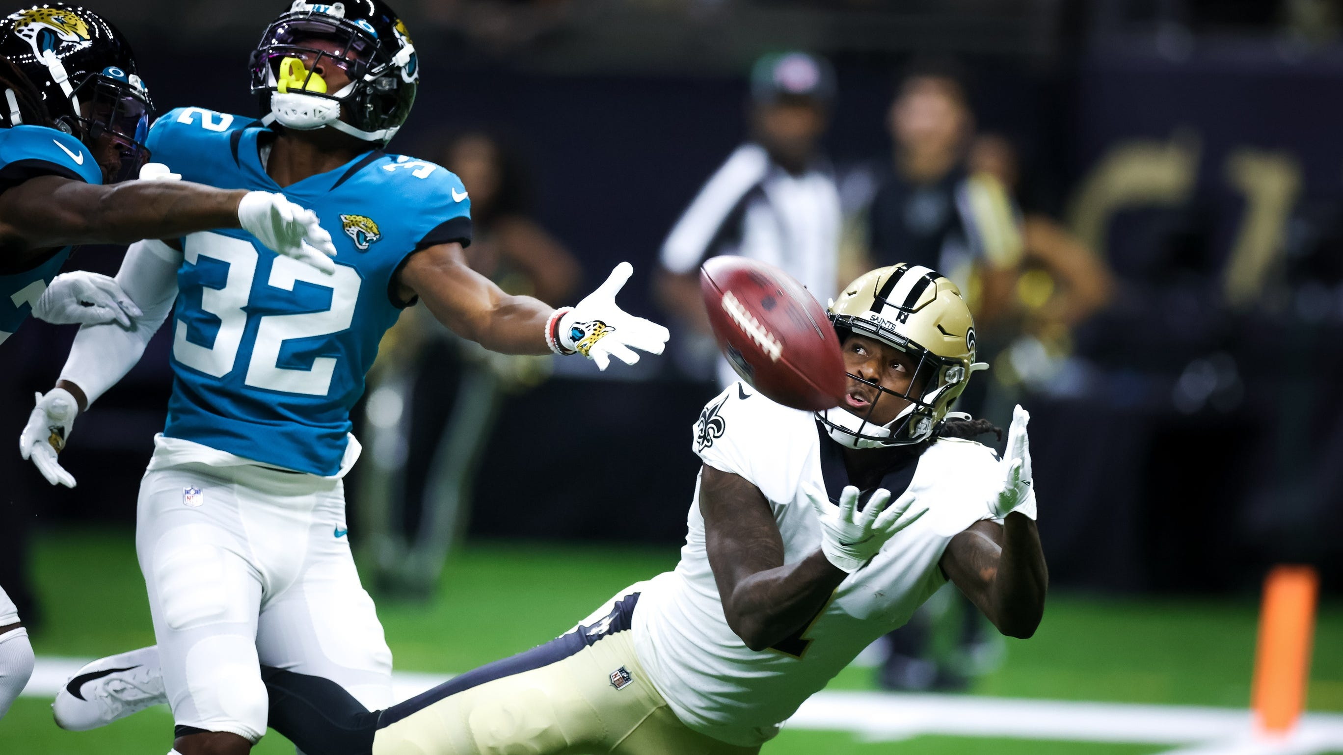 3 things to watch in Saints-Panthers: Will this be Marquez Callaway's day?