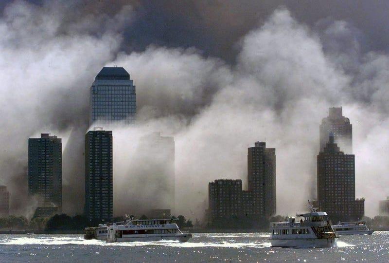 September 11 2001: Five secret flights