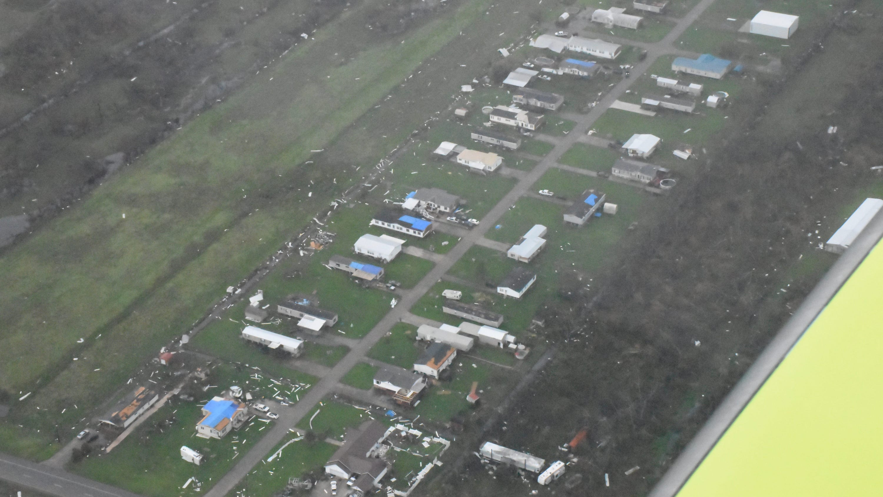 When will US citizens be labeled essential? Maybe we start with a tarp and $500 for people in NOLA