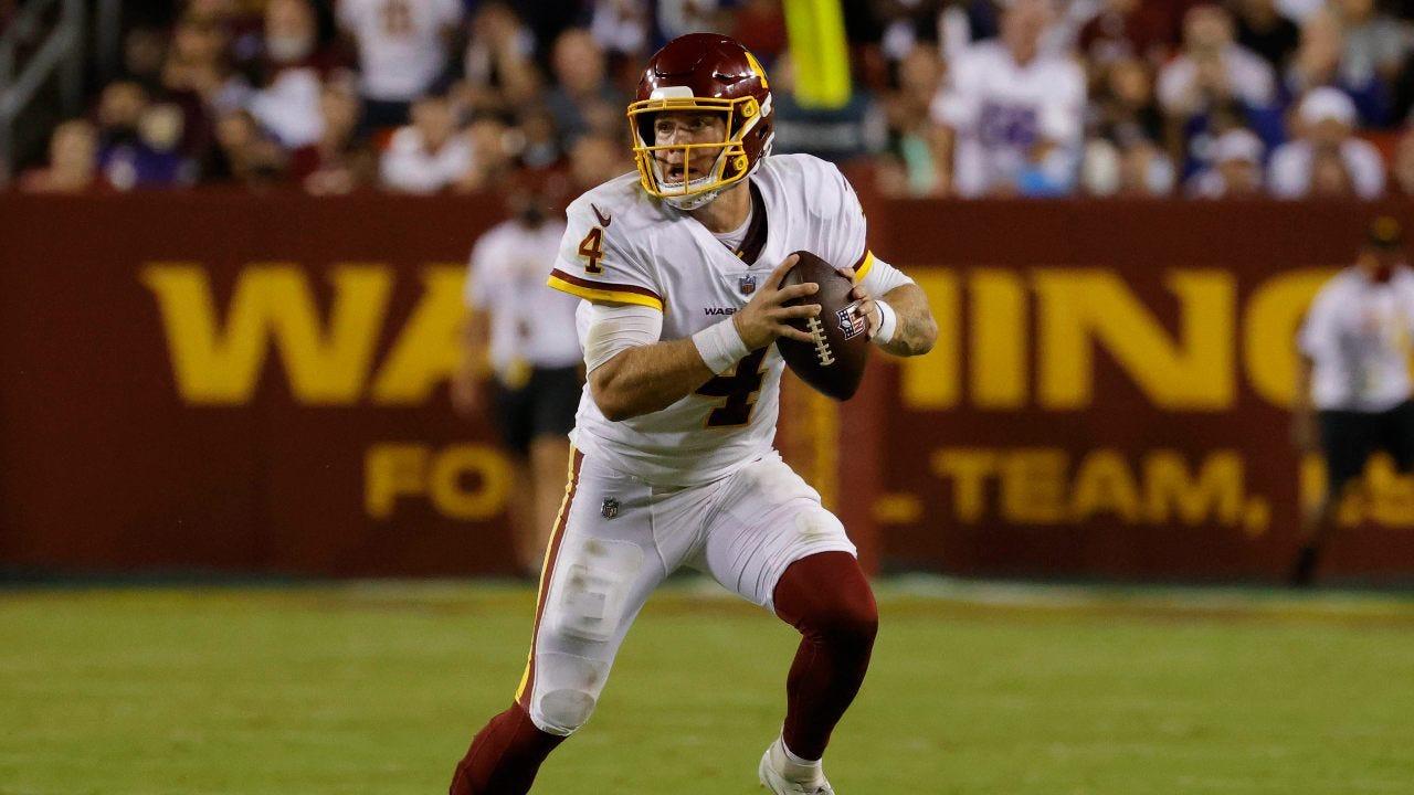 Ron Rivera: Taylor Heinicke can prove he's a legit 'NFL dude' against Bills