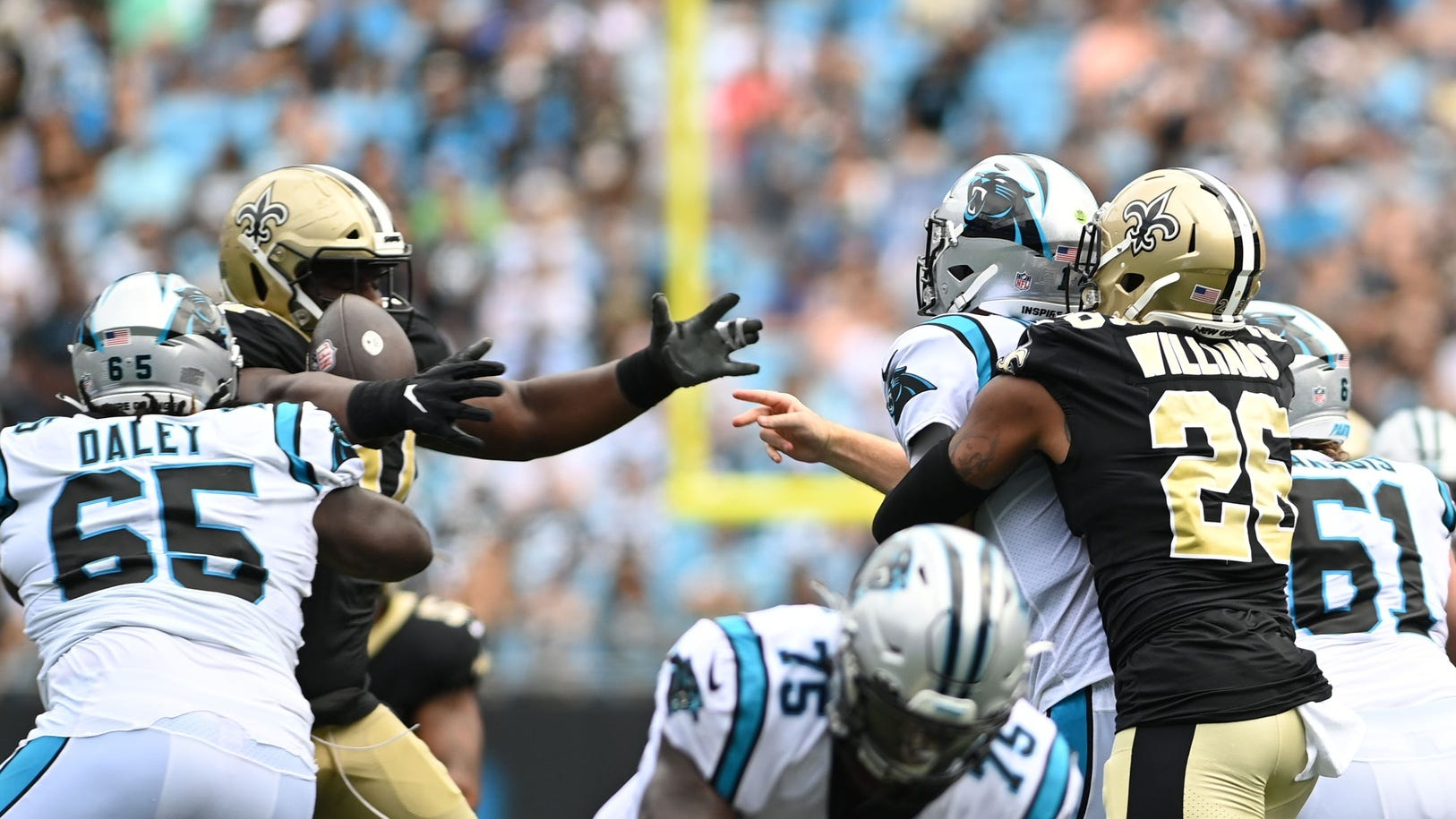 Hoss: No rest for the weary, even after Saints make long-awaited New Orleans return