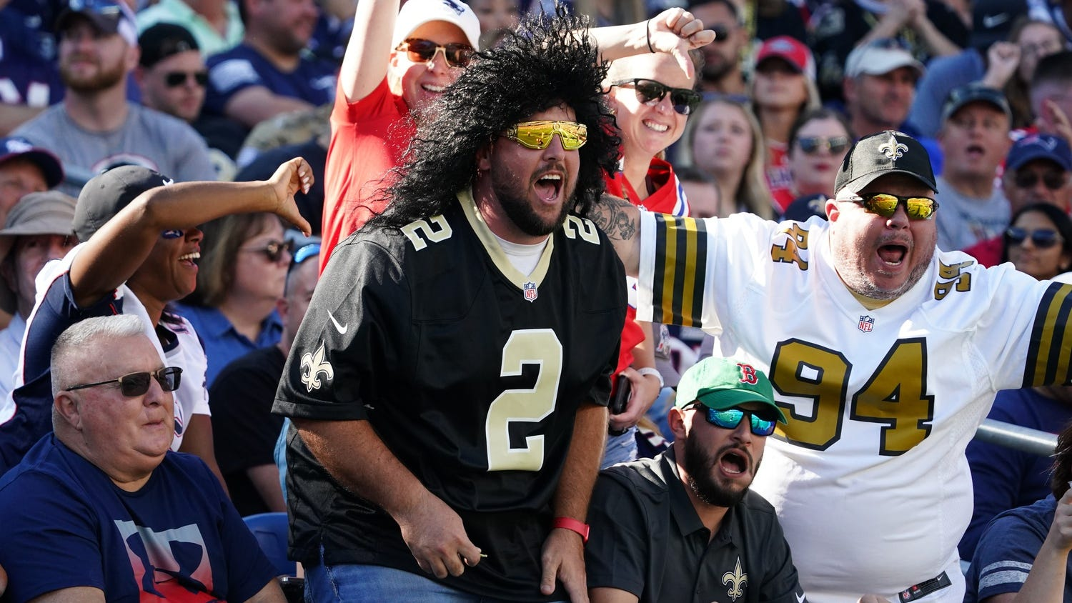 From the Press Box, Week 3: Everything went right for Saints, even when it went wrong