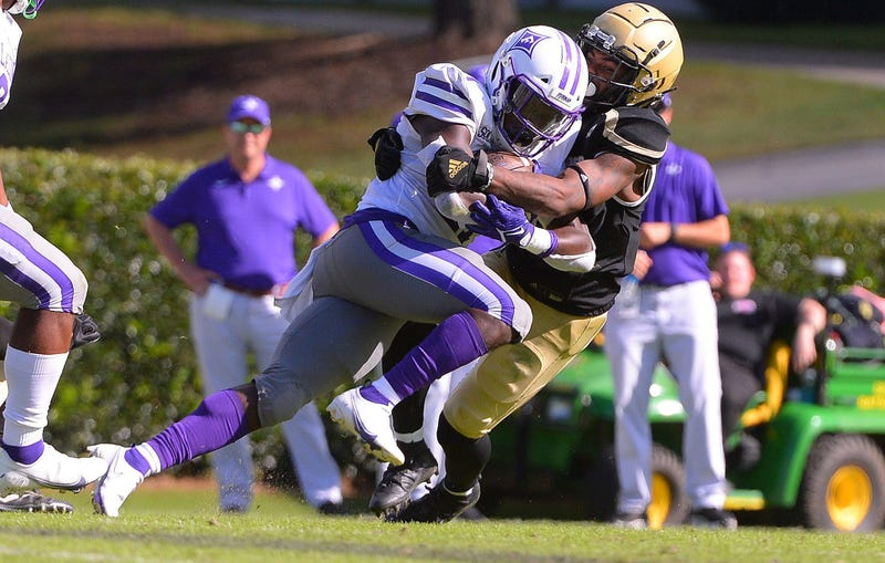 Paladins prep for another in-state rivalry