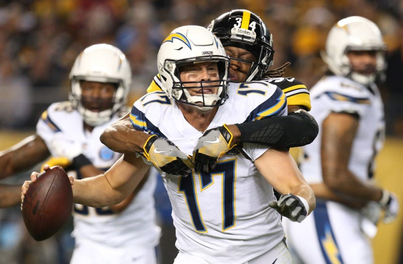 9d5142a4f Pittsburgh Steelers Angry At Refs After Getting Exposed By Philip Rivers