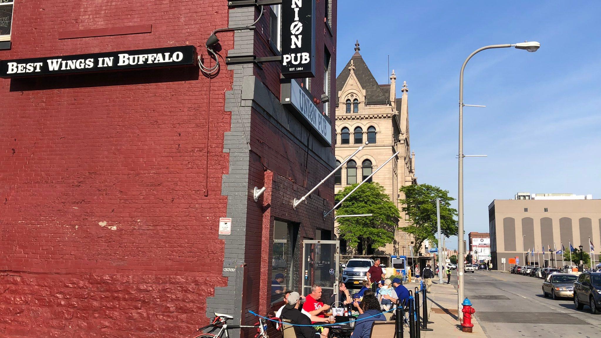 Blue Jays represent home run for downtown restaurants