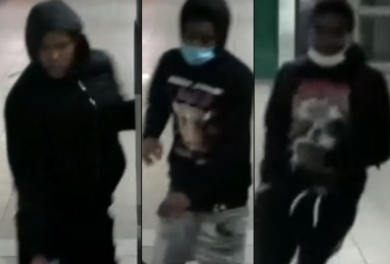 Union Square robbery