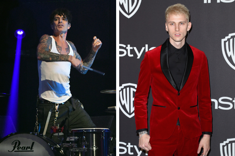 Rapper Who Plays Tommy Lee In The Dirt Featured On New Motley Crue
