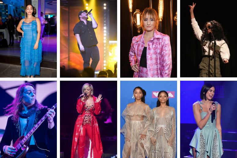 Best New Artist Grammy 2019 Nominees GRAMMY Awards: Vote for Best New Artist